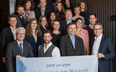 CMT nimmt Geschäftstätigkeit als gemeinnützige GmbH auf