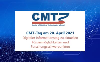 Digitaler CMT-Tag zu aktuellen Forschungsschwerpunkten und Fördermöglichkeiten